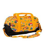 Wildkin Olive Kids Under Construction Duffel Bag