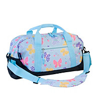 Wildkin Olive Kids Butterfly Garden Duffel Bag