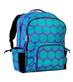 Wildkin Big Aqua Dot Macropak Backpack