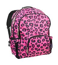 Wildkin Pink Leopard Macropak Backpack