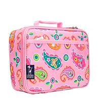 Wildkin Olive Paisley Lunch Box