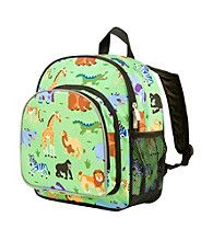 Wildkin Olive Kids Wild Animals Small Pack n' Snack Bag