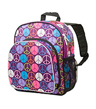 Wildkin Purple Peace Sign Pack n' Snack Bag