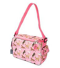 Wildkin Horses in Pink Keep It Cooler Lunch Box