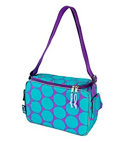 Wildkin Big Dots Keep It Cooler Lunch Box
