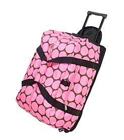 Wildkin Big Dots Good Times Rolling Duffel Bag