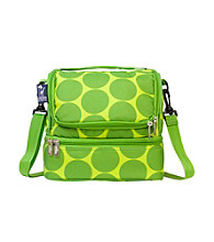 Wildkin Big Dots Double Decker Lunch Bag