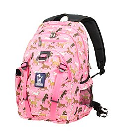 Wildkin Horses in Pink Serious Backpack