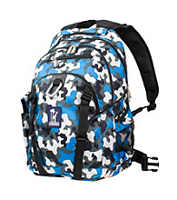 Wildkin Blue Camo Serious Backpack