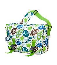 Wildkin Lily Frogs Jumpstart Messenger Bag