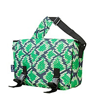 Wildkin Snake Skin Jumpstart Messenger Bag