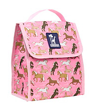 Wildkin Horses in Pink Munch n' Lunch Bag