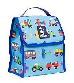 Olive Kids Trains, Planes, and Trucks Munch n' Lunch Bag