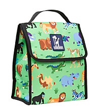 Wildkin Olive Kids Wild Animals Munch n' Lunch Bag