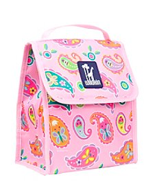 Olive Kids Paisley Munch n' Lunch Bag