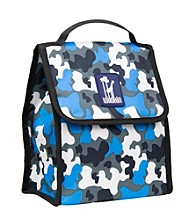 Wildkin Blue Camo Munch n' Lunch Bag