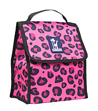 Wildkin Pink Leopard Munch n' Lunch Bag