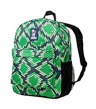 Wildkin Snake Skin Crackerjack Backpack