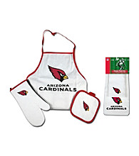 McArthur Sports Arizona Cardinals Tailgate Combo Set and Kitchen Towel Set