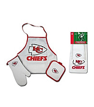McArthur Sports Kansas City Chiefs Tailgate Combo Set and Kitchen Towel Set
