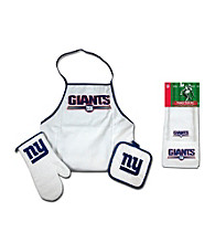 McArthur Sports New York Giants Tailgate Combo Set and Kitchen Towel Set