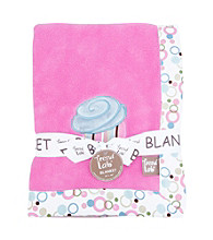 Trend Lab Cupcake Receiving Blanket