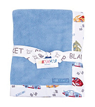 Trend Lab Nascar® Receiving Blanket