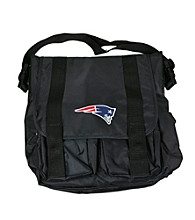 TNT Media Group New England Patriots Diaper Bag