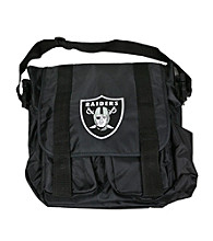 TNT Media Group Oakland Raiders Diaper Bag