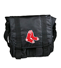TNT Media Group Boston Red Sox Diaper Bag