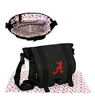 TNT Media Group Alabama Crimson Tide Diaper Bag