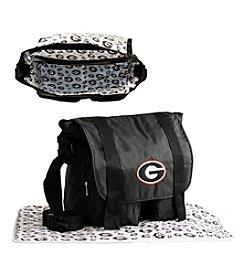 TNT Media Group Georgia Bulldogs Diaper Bag