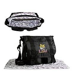 TNT Media Group LSU Tigers Diaper Bag