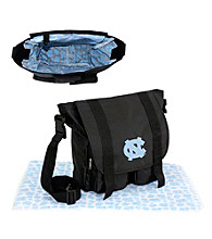 TNT Media Group North Carolina Tar Heels Diaper Bag