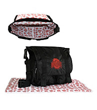 TNT Media Group Ohio State Buckeyes Diaper Bag