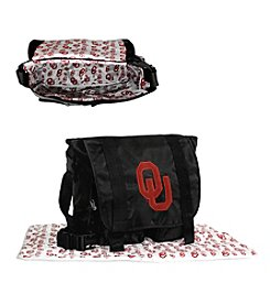 TNT Media Group Oklahoma Sooners Diaper Bag