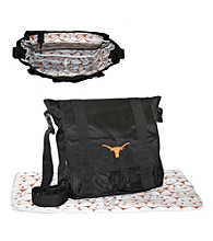 TNT Media Group Texas Longhorns Diaper Bag