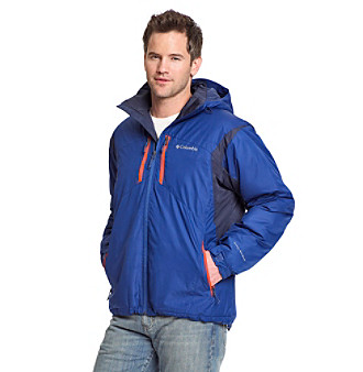 Columbia Men's Antimony Attached Jacket