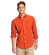 John Bartlett Consensus Men's Solid Washed Buttondown Shirt