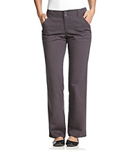 Relativity® Casual Twill Pants