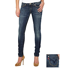 Levi's® Juniors' Night Cap Skinny Jeans