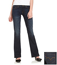 Levi's® Juniors' 518 Antique Charm Bootcut Jeans