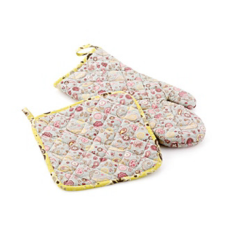 MaryJane's Home Bonnie Sue Oven Mitt or Pot Holder