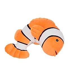 Lewis N. Clark® Clown Fish Neck Pillow
