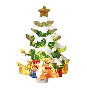 Gerson Christmas Tree Nightlight