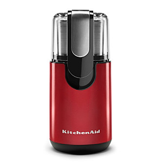 KitchenAid® Red Coffee Grinder