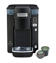 Cuisinart® Black Single-Serve Brewer