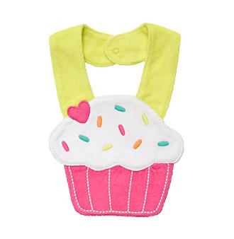 Carter's® Baby Cupcake Bib