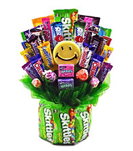 Sweets in Bloom® Skittles and Grins