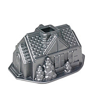 Nordic Ware® Gingerbread House Bundt Pan